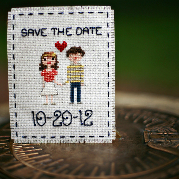 SAVE THE DATE DIY: save the date