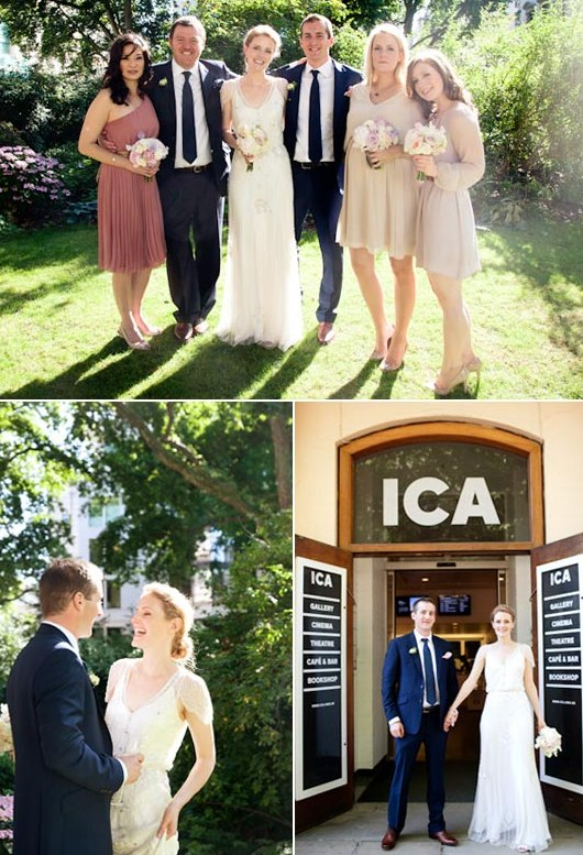 I1 Mini wedding em Londres