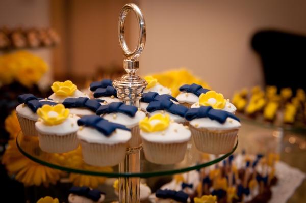V1 Chá Bar: azul + amarelo