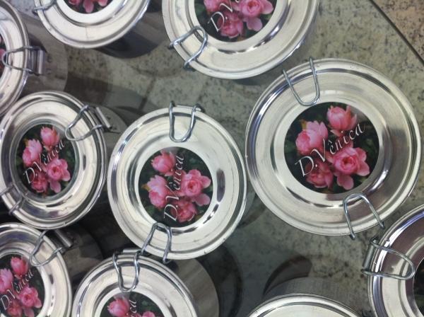 I Bules e xícaras na decoração