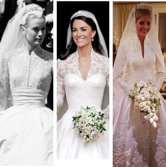 10 A noiva: Lala Rudge