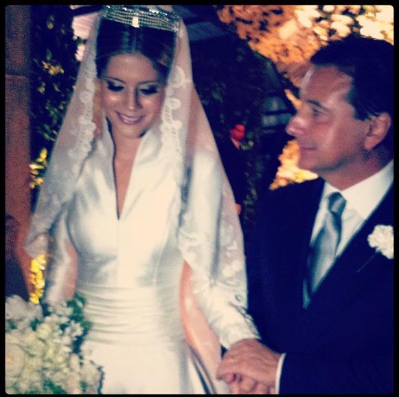 3 A noiva: Lala Rudge