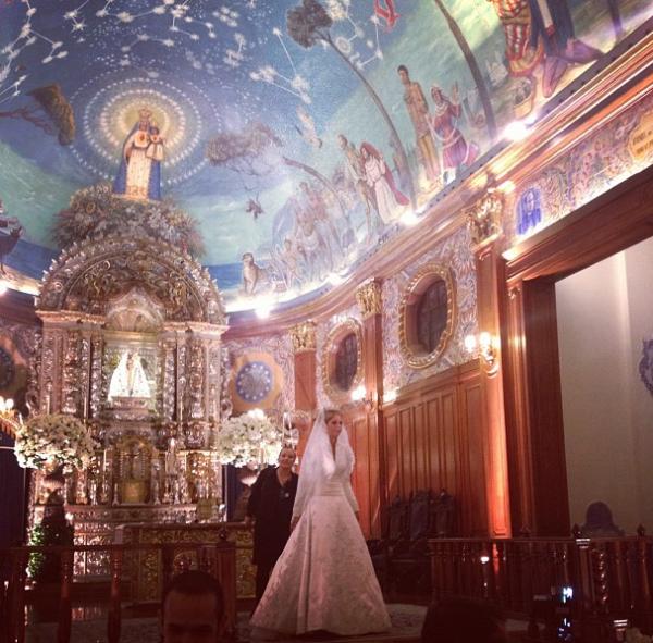 5 A noiva: Lala Rudge