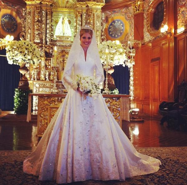 6 A noiva: Lala Rudge