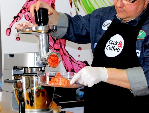 63 Cook & Coffee: Comidas de Boteco {Quibe e Linguiça}