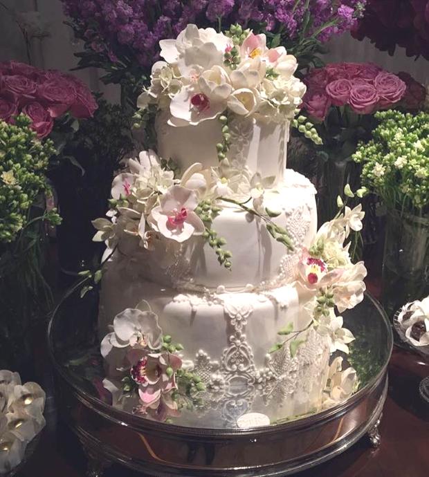 bolo e flores1 Bolo + flores {com poucos andares}
