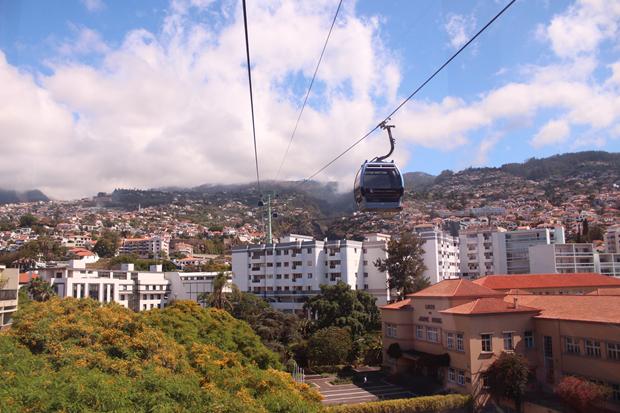 teleferico da madeira 3 copy Lua de Mel: Ilha da Madeira