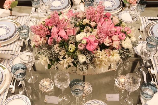 mesa posta 7 Mesa posta {rosa, azul e branco}