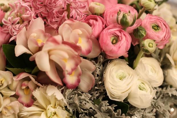 mesa posta Mesa posta {rosa, azul e branco}