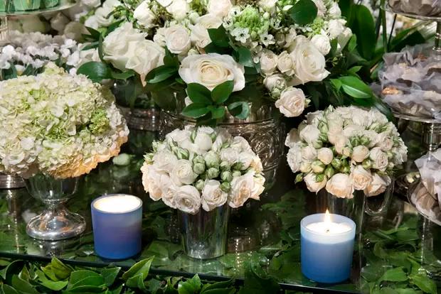 velas na decoracao Velas na decoração