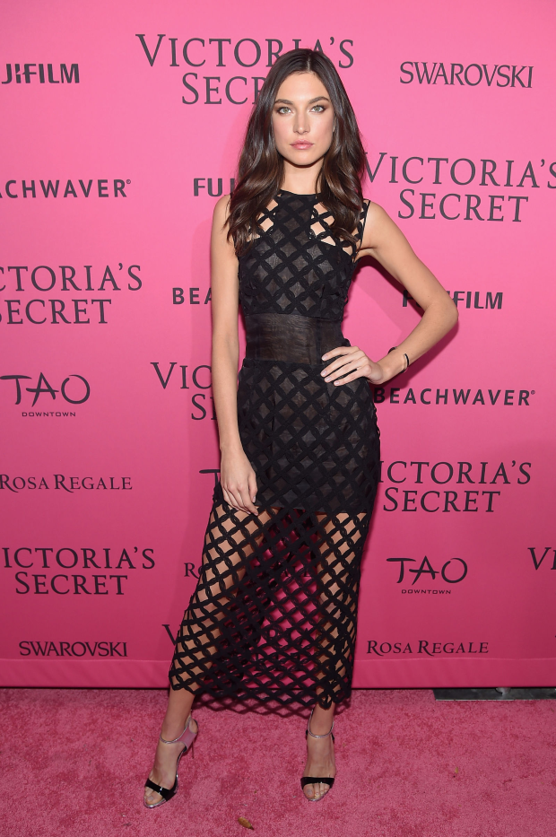 vestido victoria secret 7 Victorias Secret Fashion Show {a festa}
