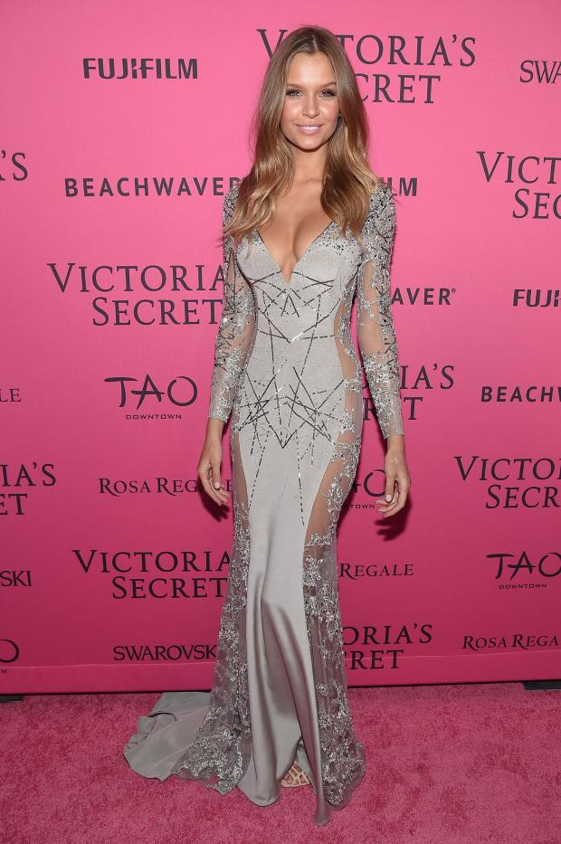 vestido victoria secret 8 Victorias Secret Fashion Show {a festa}