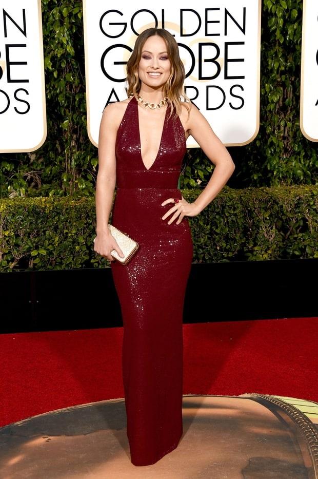 vestido 14 Golden Globe Awards 2016