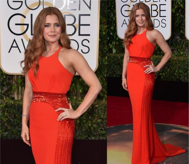 vestido 16 Golden Globe Awards 2016