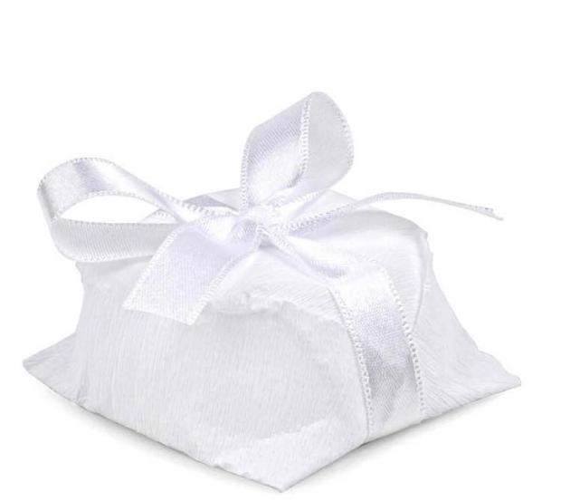 bem casado branco 1 05 opções de embalagem de bem casado branco