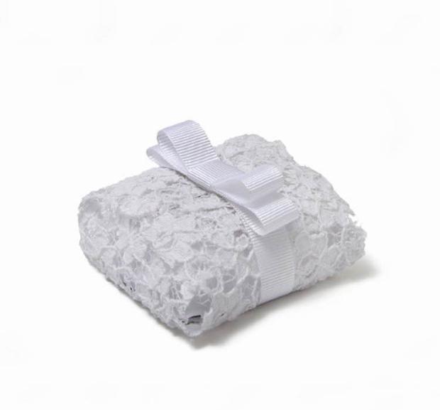bem casado branco 2 05 opções de embalagem de bem casado branco