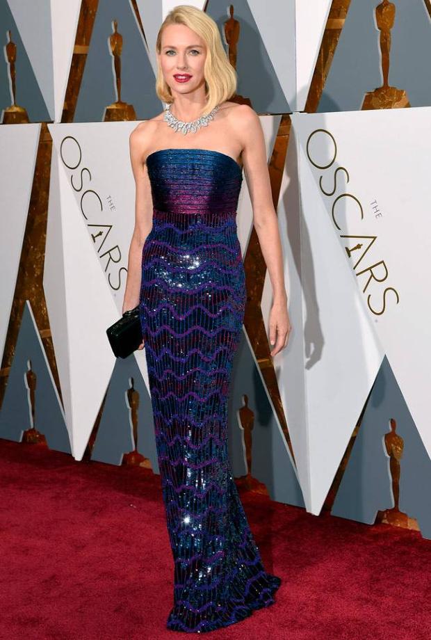 naomi watts Oscar 2016 {vestidos}
