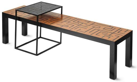 mesa dejavu isabella vecci Design + Arte no Espaço 670
