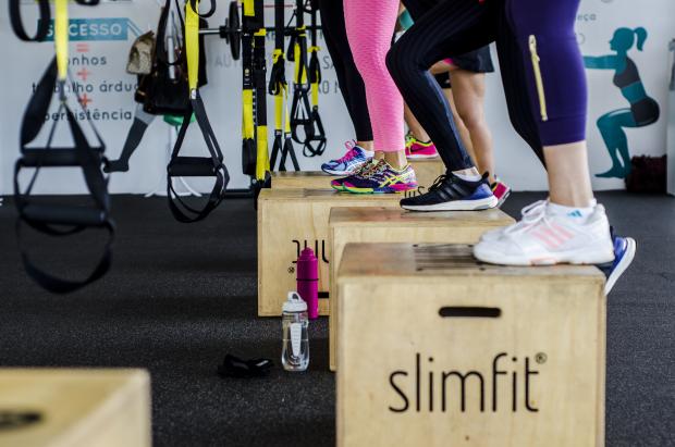 slim fit 7 Aula de SlimFit (aos sábados também)
