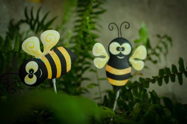 cha abelhinhas 12 Decoração: abelhinhas