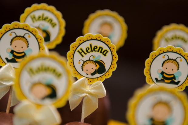cha abelhinhas 19 Decoração: abelhinhas