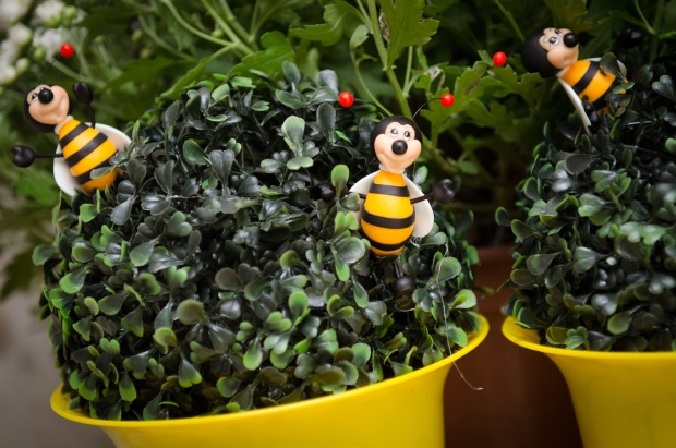 cha abelhinhas 20 Decoração: abelhinhas