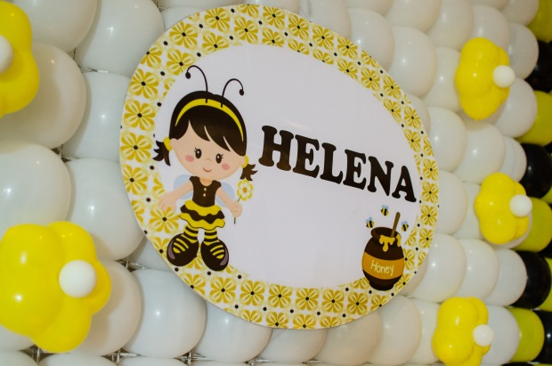 cha abelhinhas 23 Decoração: abelhinhas