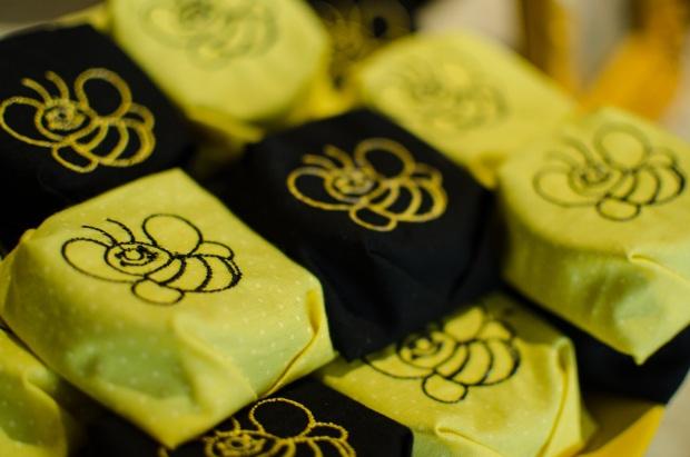cha abelhinhas 25 Decoração: abelhinhas