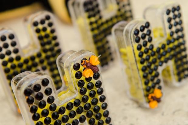 cha abelhinhas 37 Decoração: abelhinhas