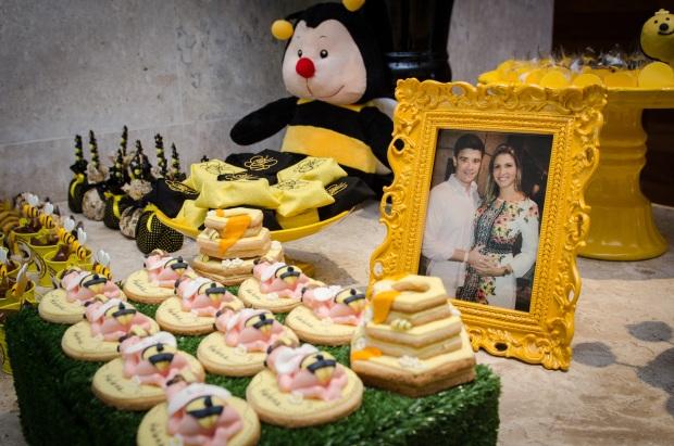 cha abelhinhas 39 Decoração: abelhinhas