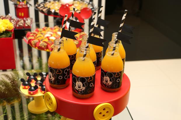 festa mickey 5 Decoração: Mickey Mouse