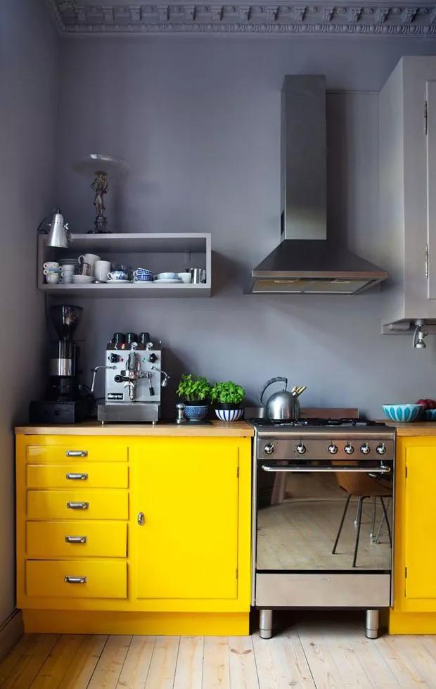 amarelo casa vogue 2 Detalhes em amarelo