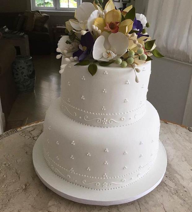 bolo e flores pati piva Bolo + Flores