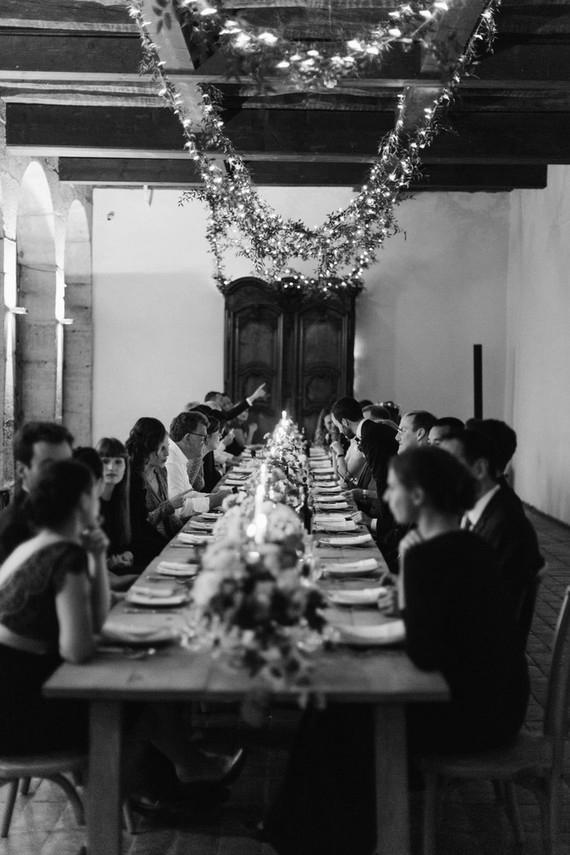 mesa comunitaria 1 Porque optar por um mini wedding?!