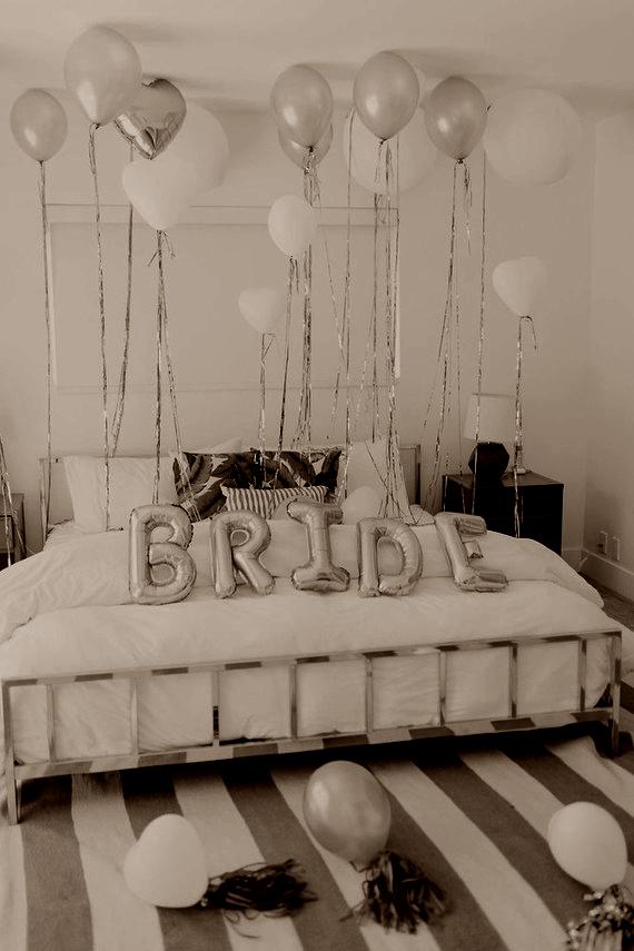 bride Surpresa para noiva