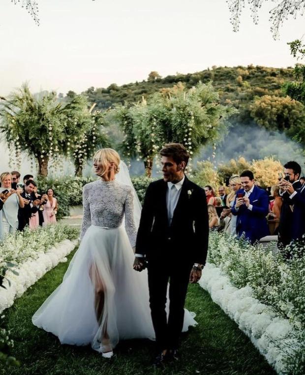 chiara ferragni wedding 3 Chiara Ferragni e Ferrez