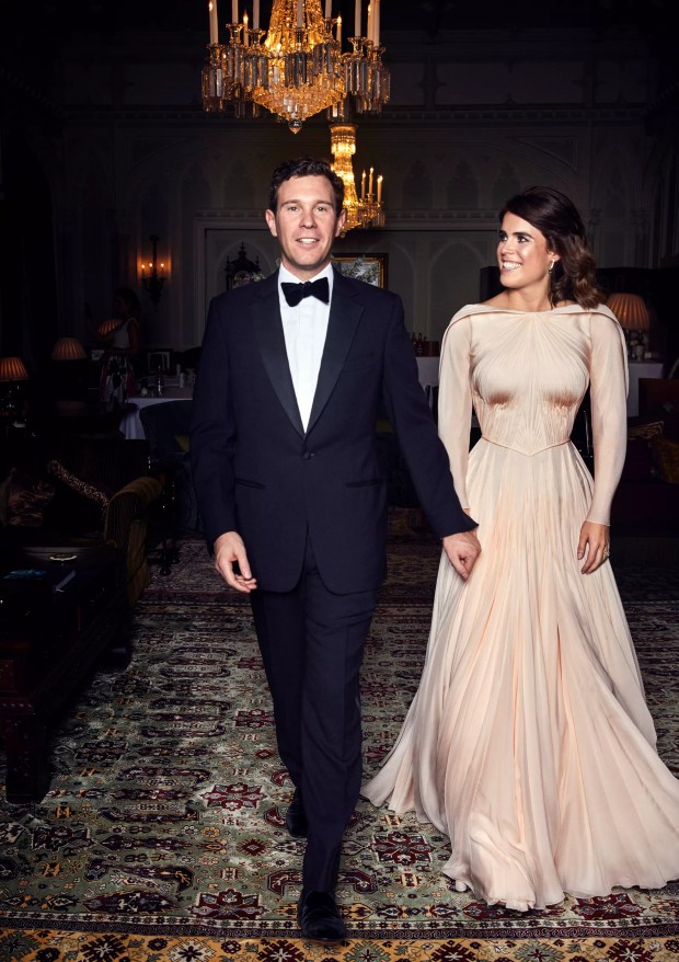 eugenie de york e jack brooksbank 4 Princesa Eugenie de York e Jack Brooksbank